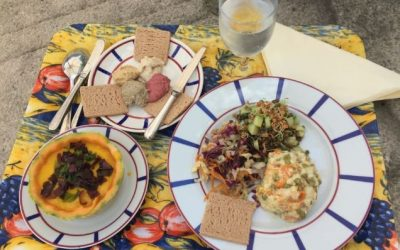 Comer bien para vivir más y mejor