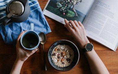 El por qué de una alimentación energética y una comida saludable a la hora de emprender